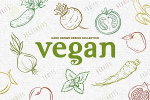 Vegan design collection