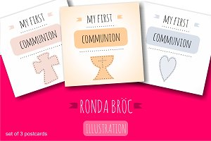 My First Communion set