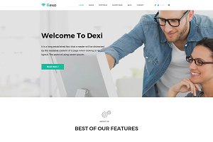Rexo Wordpress Business Theme
