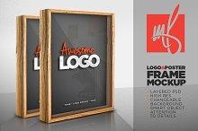 Logo/Poster Frame Mockup