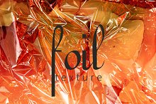 Christmas - Foil Textures by  in Graphics