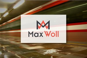 [68% off] MaxWoll - Logo Design