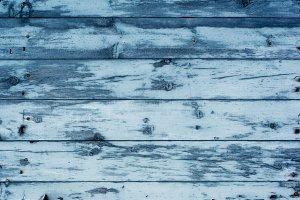 texture blue wood