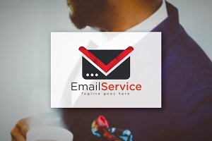 [68% off] Email Service Logo
