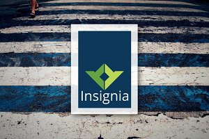 [68% off] Insignia - Logo Design