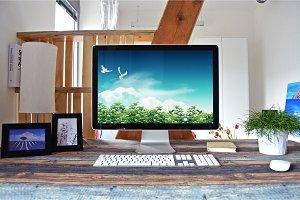 Wallpaper (Flying Dove)
