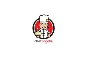 Chef Noodle Logo