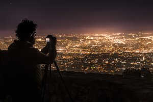 Murcia photographing night III