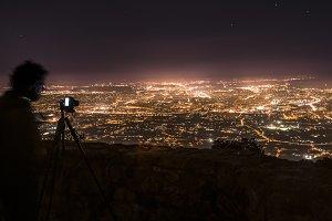 Murcia photographing night IV