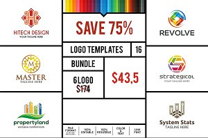Logo Bundle #16