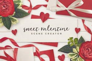 Sweet Valentine | SCENE CREATOR |