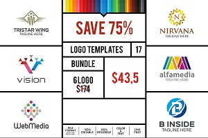 Logo Bundle #17