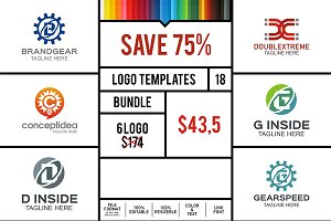 Logo Bundle #18