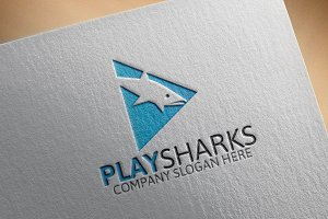 Play Sharks Logo