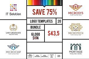 Logo Bundle #20
