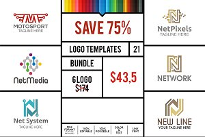 Logo Bundle #21