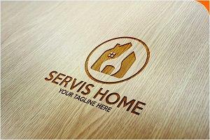 ServisHome - Logo