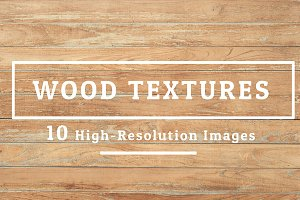 10 Wood Texture Background  Set 001