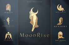 MoonRise Logo Collection