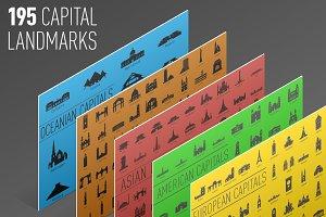 195 Capital Landmarks