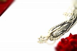 Simply Red: Rose & Pearl Mockup #2