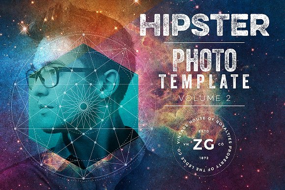 Hipster Photo Template V.2 - Templates