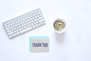 Stock Photography   Thank You