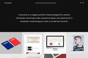 Transcend - Modern Portfolio Theme