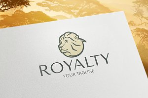 Lion - Animal Logo Template