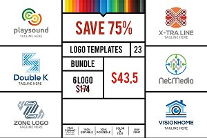 Logo Bundle #23