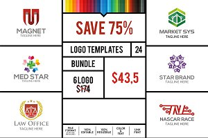 Logo Bundle #24