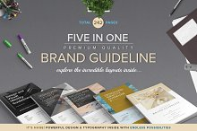 Save Up To 70% - Five in One Bundle