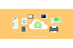 Smart Household Appliances