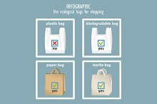 Ecological Bags Poster