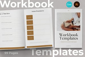 CANVA Course Workbook For Coaches