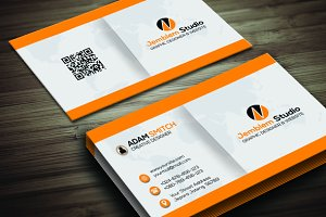 Creative Simple Business Card
