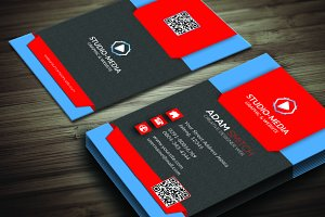 New Creative Modern Business Card