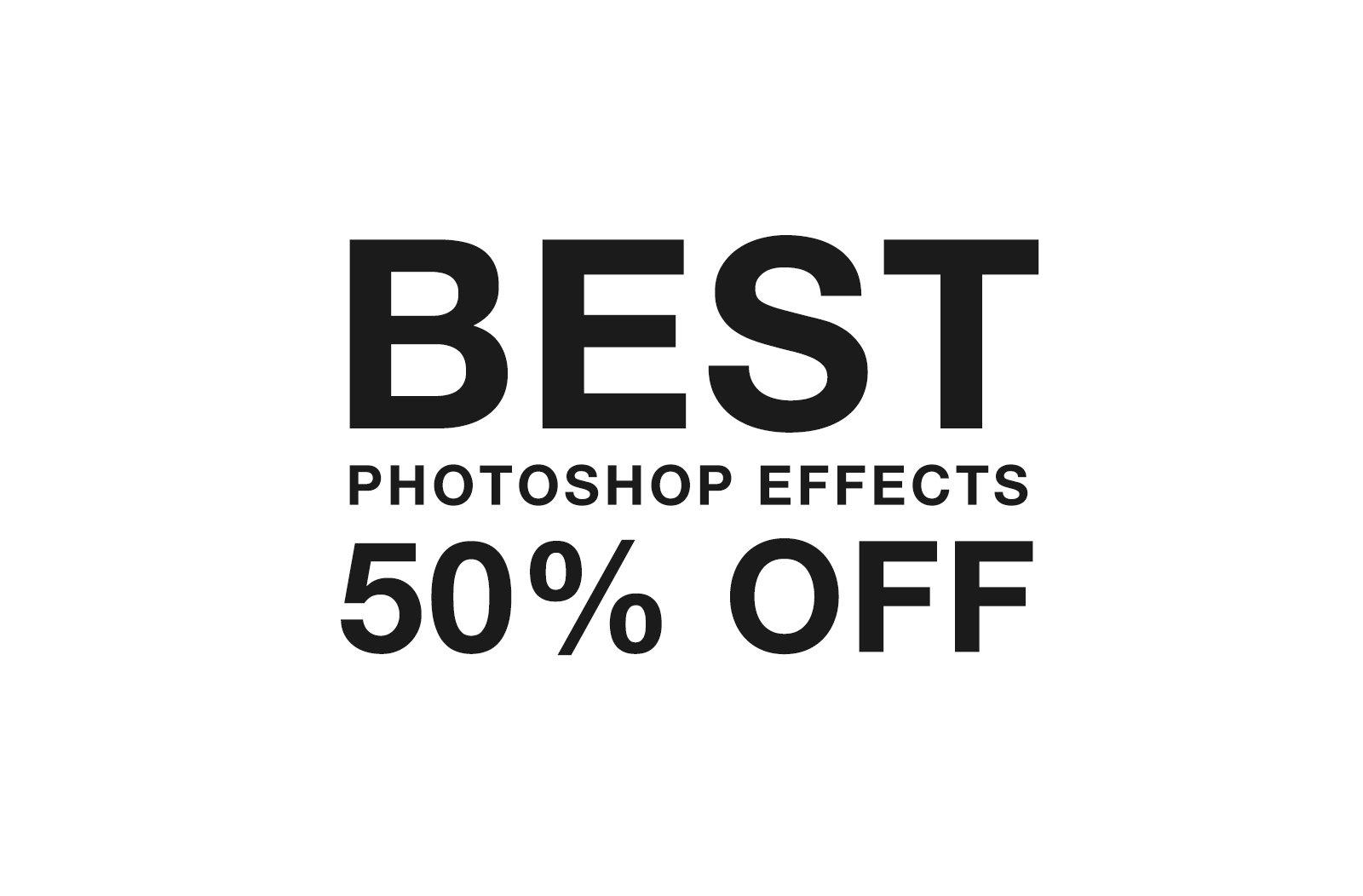 untitled 1 CreativeMarket - 6 in 1 BEST Effects Bundle 514315