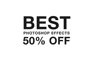 50% OFF: 6 in 1 BEST Effects Bundle