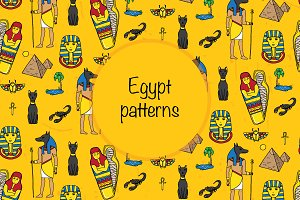 Egypt patterns