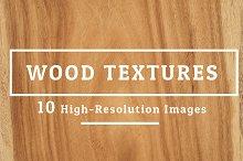 10 Wood Texture Background Set 002