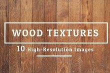 10 Wood Texture Background Set 003