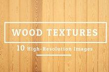 10 Wood Texture Background Set 004