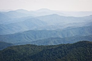 Blueridge Parkway, North Carolina