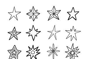 Stars set