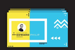 Edward Phillip Business Card