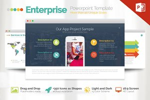 Enterprise | Powerpoint Template
