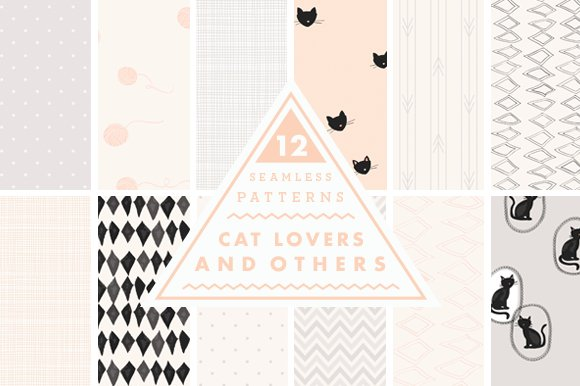 Cat Lovers & Others Patterns