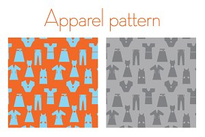Apparel pattern