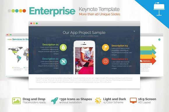 Enterprise | Keynote Presentation